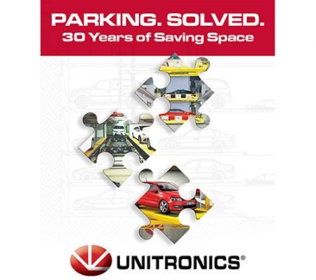 Ad 3 for Unitronics Launches New Website Automated Parking Solutions Campaign