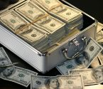 brief case of money